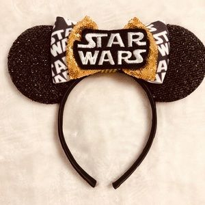 Accessories - Hand made Star Wars Ears